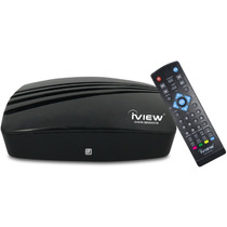 Decodificador Convertidor Iview Hd Tv Analogico A Digital