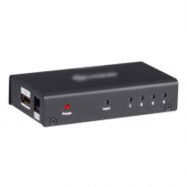 Divisor Con Amplificador De Señal Hdmi®, De 4 Salidas Bos304