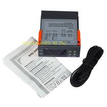 Termostato Digital Controlador Incubadora Horno Terrario
