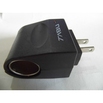 Convertidor De 110v A 12v Para Conectar Transmisores Fm,