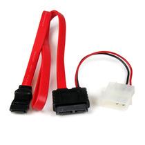 Adaptador Startech.com Slsataf20 Cable Sata Slimline Línea D