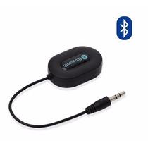 Bluetooth Receptor Auxiliar 3.5 Mm Stereo Carro Recargable