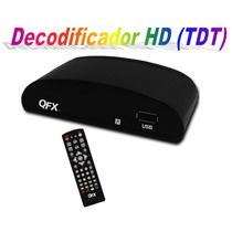 Decodificador Tdt Hd Quantumfx