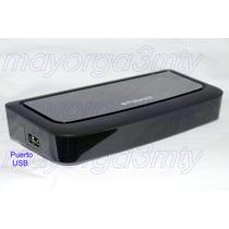 Convertidor Codificador Digital (apagon Analogico) Usb Graba