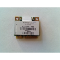 Adaptador Wireless Interno Hp Pavilion Dv6-2077la