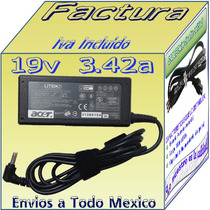 Cargador Original Acer Aspire 4349-2824 19v 3.42a Bfn