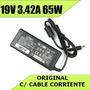 Cargador Original P/ Acer 19v 3.42a Aspire Travelmate