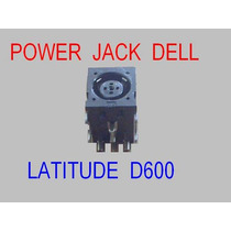 Power Jack Laptop Dell Latitude D400 D500 D600 D800