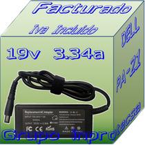 Cargador Comptible Dell Dell Pa21 19.5v3.34a 65w Mmu
