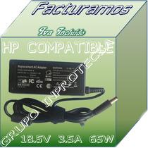 Cargador Compatible Hp 630 18.5v 3.5a Y 65w Mdn