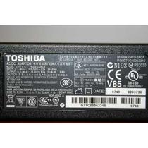 Adaptador De Corriente Para Toshiba 19v 3a 45w Pa3241u Hm4