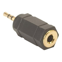 Adaptador Elite De Plug 2.5 Mm A Jack 3.5 Mm, Estéreo