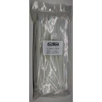 Tvc Ecinneg-bolsa De 100 / Cincho Blanco / Plastico Resisten