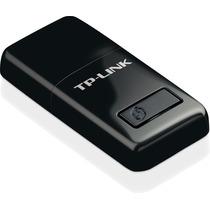 Mini Adaptador Tp-link Usb Inalambrico N De 300mbps Wn823n