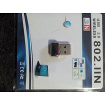 Adaptador Nano Wifi Usb 2.0 / Raspberry Pi /orange Pi