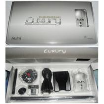 Adaptador Wifi Alfa Awus036h Luxury Con Dos Antenas