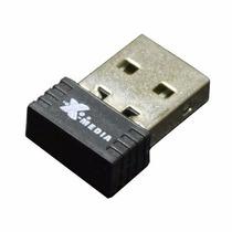 Mini Usb Wifi Nano Adaptador De Red Lan 150mbps 802.11 N/g/b