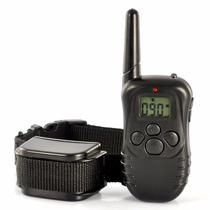 Collar Entrenador De Perros Control Remoto Vibración + Shock