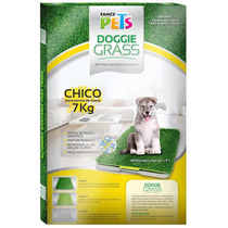 Tapete De Entrenamiento Doggie Grass Marca Fancy Pets