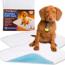 Pañal Entrenador Tapete Lavable Y Reutilizable Grande Perro
