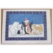 Unicef Navidad * 10 Tarjetas Navideñas * By Teresa Walsh