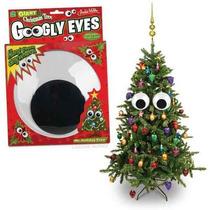 Ojos Saltones Grandes Para Árbol De Navidad Archie Mcphee