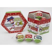Chucherías De La Navidad - 14pc Esperanza Alegría Noel 75m