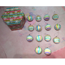 Caja Con 14 Esferas