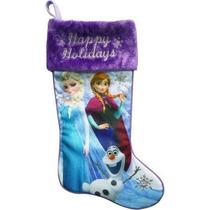 Bota Navideña Frozen Princesas Anna Elsa Nueva Disney
