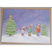 Navidad Unicef - 6 Tarjetas Navideñas - Diseño Tom Payne