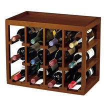 Racks, Cubo Pila Rejilla Para 12 Botellas De Vino