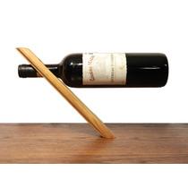 Portabotella De Madera Para Botella De Vino