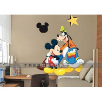 Viniles Y Rótulos Decorativos, Stickers Mickey Mouse Disney