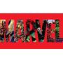 Marvel, Avengers, Super Heroes Vinil Para Pared, Cenefas