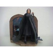 Harry Potter Profesor Snape Escultura Diorama Las Reliquias