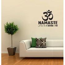 Sticker Om Namaste Reiki Esoterismo Buda Biomagntismo