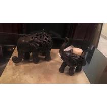 Juego De Elefantes De La Suerte Y Canto Elefa Home Interiors