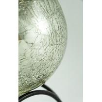 Esferas Craqueladas De Vidrio Soplado 8 Cms