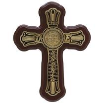 Cristo, Cruz, Crucifijo. Chapa De Oro $385.00