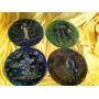 Set De 4 Platos Decorativos
