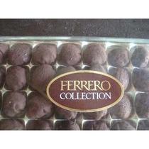 Caja De 32 Chocolates De Fieltro