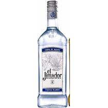 Botella Vacia De Tequila Jimador Blanco Decoración
