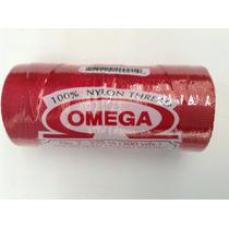 Hilo Omega Nylon No, 85 Colores Toda La Gama