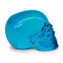 Craneo Decorativo De Resina Topacio Skull Nuevo Decora