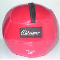 Balon / Bola Medicinal Vinil 5 Kilos Marca Palomares Genuino