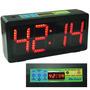 Reloj Cronómetro Para Eventos Deportivos Macgregor De Lujo