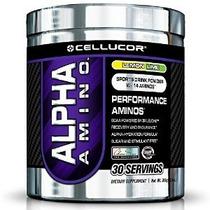 Cellucor Alfa Amino Suplemento Lima Limón 30 Porciones