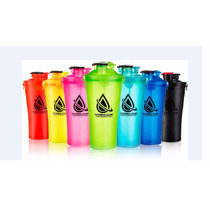 Shaker Hydracup Dual Mexico,mezcla Tu Proteina,bcaa,oxido