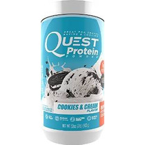 Búsqueda Nutrition Protein Powder, Cookies & Cream, Proteína