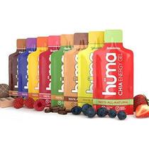 Huma Chia Energy Gel Variety Pack 12 Geles - Premier Deporte